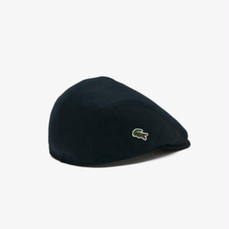 LACOSTE BASIC COTTON HUNTING NAVY