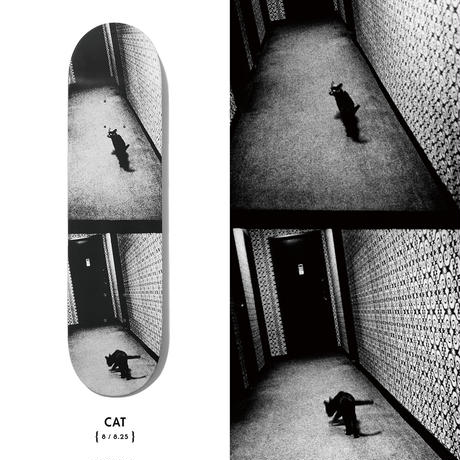 EVISEN SKATEBOARDS×DAIDO MORIYAMA CAT  8/8.25