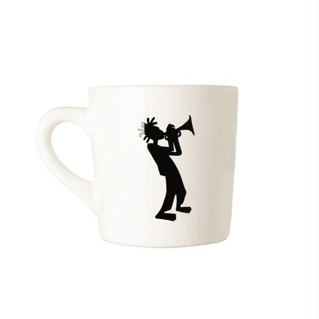 STUSSY ALL THAT JAZZ MUG