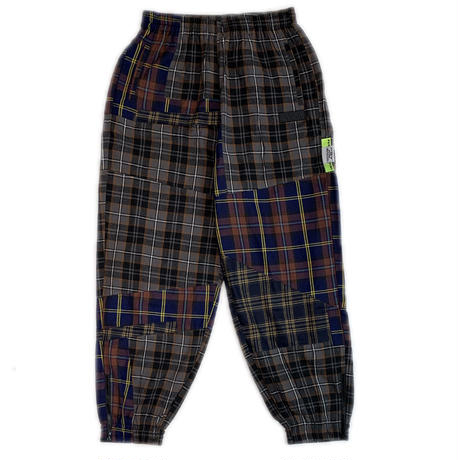 P.A.M  OVER IT'S SHADOW CHECKED PANTS