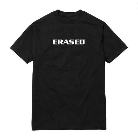 ERASED PROJECT REFLECTIVE TEE BLACK