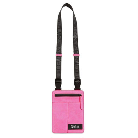 PALM  ANGELS  CROSSBODY BAG PINK