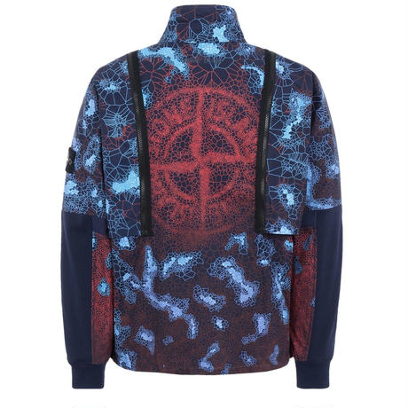 STONE ISLAND 448E1 PRINTED HEAT REACTIVE_THERMOSENSITIVE FABRIC