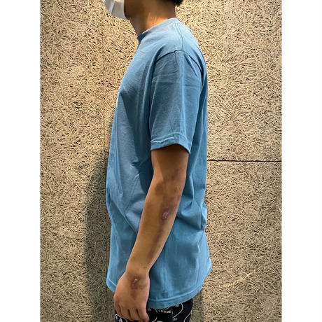 STUDIO SKATEBOARDS BIG SCRIPT TEE SLATE