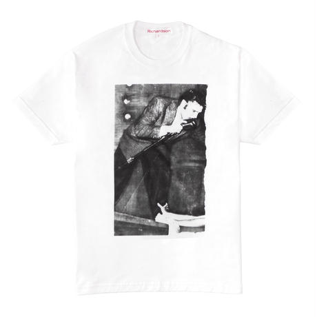 "RICHARDSON  × ALAN VEGA ""ARTRITE"" ELVIS T-SHIRT"