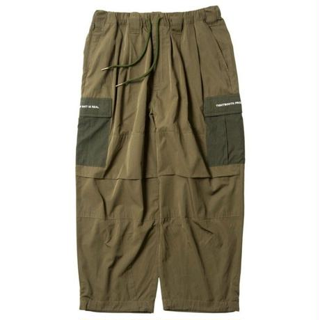 TIGHTBOOTH PRODUCTION BAGGY CARGO PANTS  OLIVE