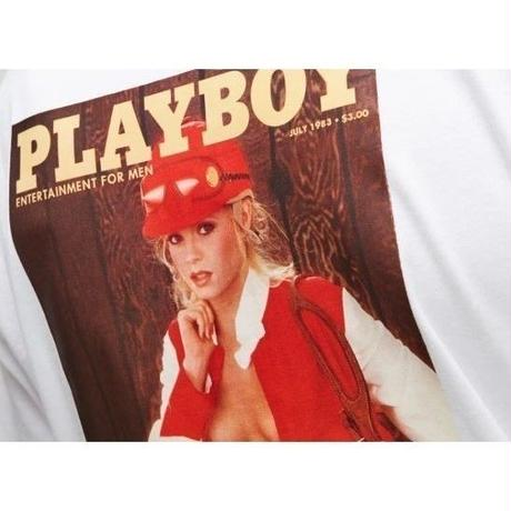 SOULLAND × PLAYBOY MONTHLY TEE JULY