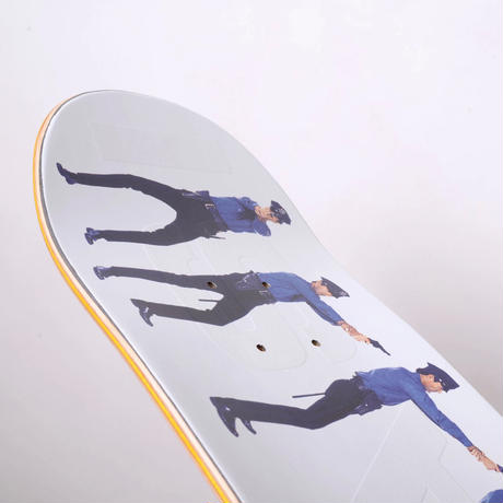 QUASI SKATEBOARDS COPPER WHITE 8.25inch