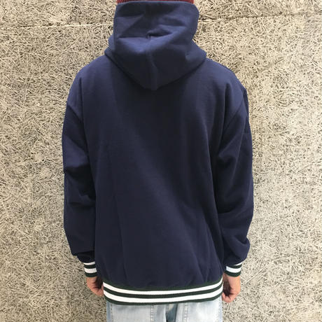 FRESH JIVE COURT PULLOVER NAVY