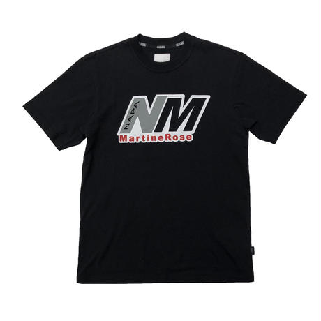 NAPA  BY MARTINE ROSE S-CENIS S/S TEE BLACK