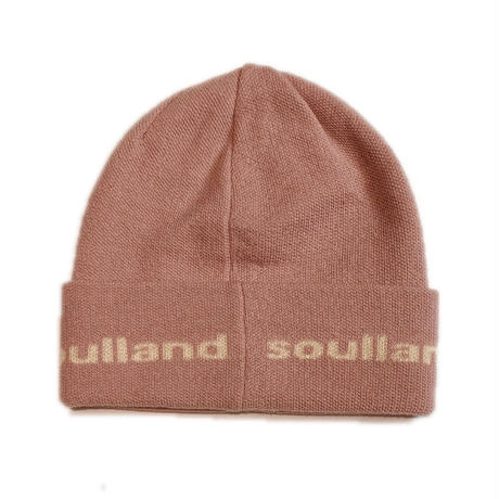 SOULLAND YOUNG BANG BEANIE LIGHT PINK
