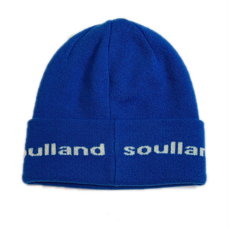 SOULLAND YOUNG BANG BEANIE BLUE
