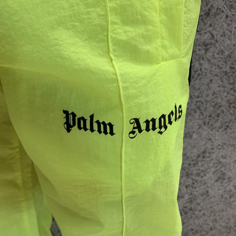 PALM  ANGELS  LOOSE FIT TRACK PANT