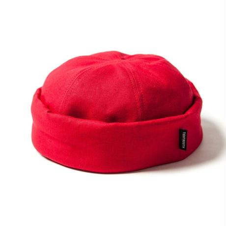 TIGHTBOOTH PRODUCTION FLAX ROLL CAP RED