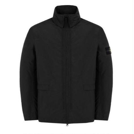 STONE ISLAND 43020 GORE-TEX WITH PACLITE® PRODUCT TECHNOLOGY PACKABLE JACKET BLACK