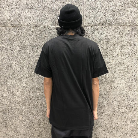 DC SHOES × BUTTERGOODS  PROPS TEE BLACK