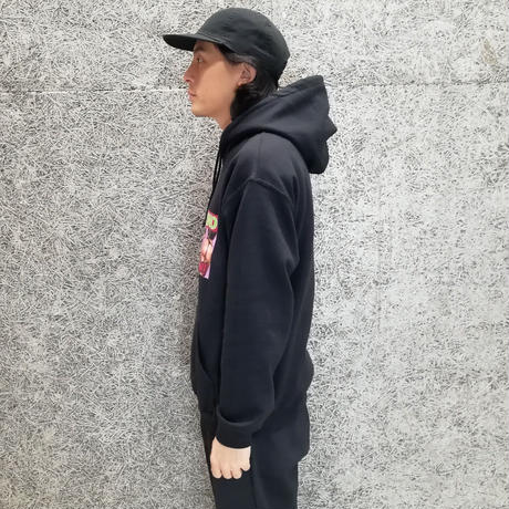 SNAKE PORNO ADDON HOODIE BLACK (MORTAR EXCLUSIVE)