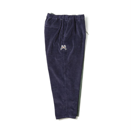 TIGHTBOOTH × KILLER-BONG CYBORG CORD PANTS  NAVY/OLIVE