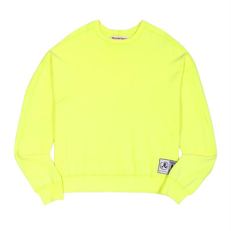 RICHARDSON  SIMPLE CREWNECK  YELLOW