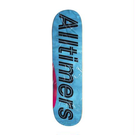 ALLTIMERS PACKING TAPE LOGO BOARD BLUE 8