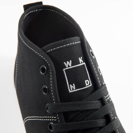 "STATEFOOTWEAR ""HARLEM UP TOWN"" WKND X STATE BLACK/SILVER"
