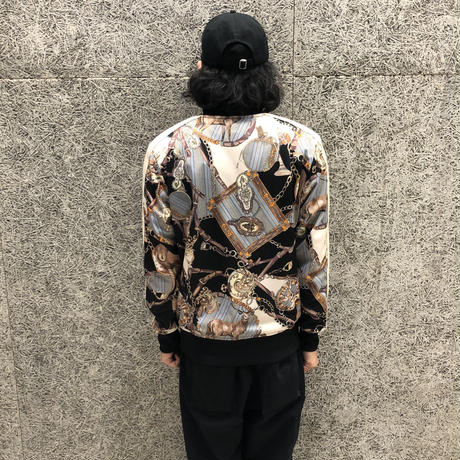 PALM  ANGELS DARK BRIDLE TRACK JACKET