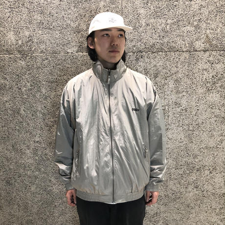 032C COSMIC WORKSHOP REVERSIBLE BLOUSON SILVER