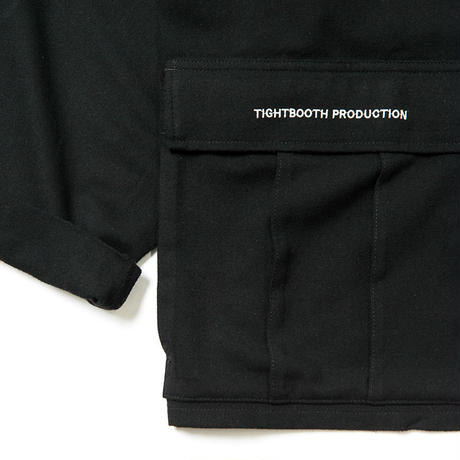 TIGHTBOOTH FORTRESS WOOL JACKET BLACK