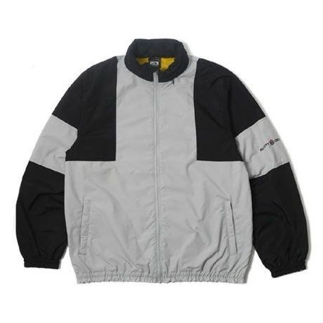 PSCN ZIP TRACK JACKET GREY
