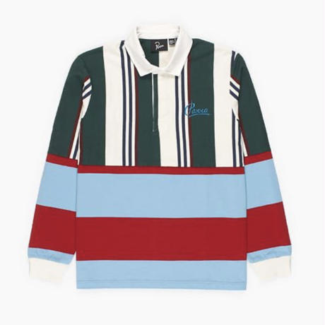 BY PARRA SPLIT PERSONALITY RUGBY SHIRT