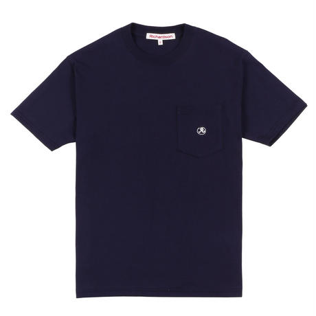 RICHARDSON  POCKET GLYPH T-SHIRT MID NIGTH