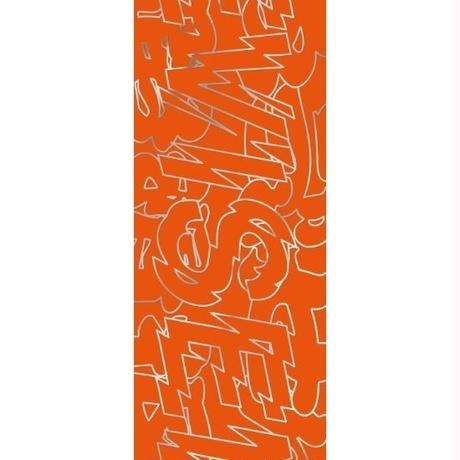 EVISEN SKATEBOARDS SANDA ORANGE DECK 8.0/8.125/8.25