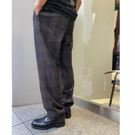 STUSSY SHADOW PLAID BRYAN PANT