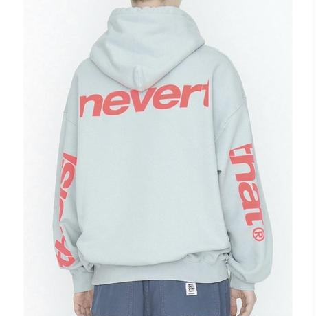 THISISNEVERTHAT  SP-3 HOODED SWEATSHIRT SKY BLUE