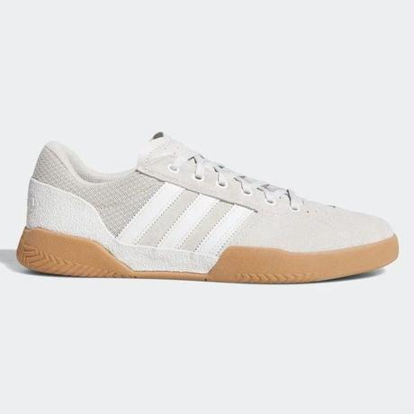 ADIDAS SKATEBOARDING CITY CUP OFF WHITE/GUM