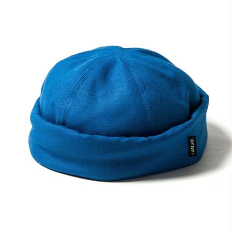TIGHTBOOTH PRODUCTION FLAX ROLL CAP ROYAL