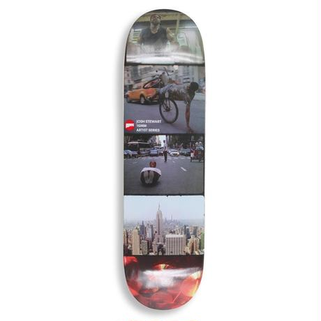 HOPPS × JOSH STEWART 16MM  SERIES MOVING DECK 8.0INCH