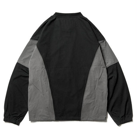 TIGHTBOOTH PRODUCTION WIND JACKET BLACK
