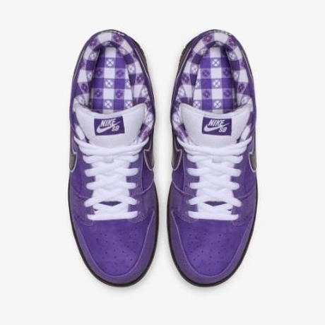 "NIKE SB DUNK LOW PRO OG QS ""PURPLE LOBSTER"""