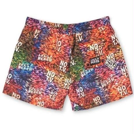 LIFE'S A BEACH LAB RGB NO TV SWIM SHORTS