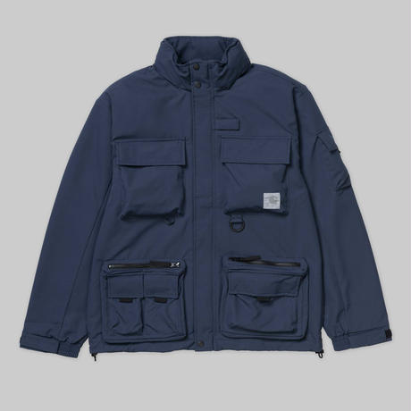 CARHARTT WIP ELMWOOD JACKET BLUE