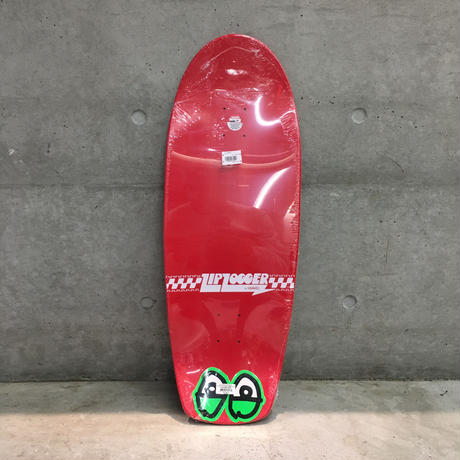 KROOKED SKATEBOARDS  ZIP ZOGGER CLASSIC 10.75×30