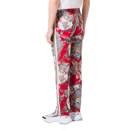 PALM  ANGELS  HOT BRIDLE TRACK PANTS