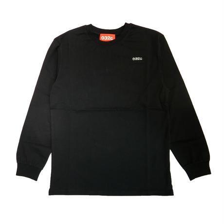 032C CRYSTAL LONGSLEEVE BLACK