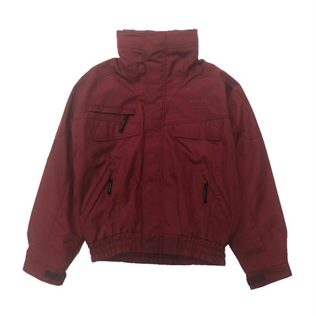 NAPA  BY MARTINE ROSE A-ALLOS JKT  BURGUNDY