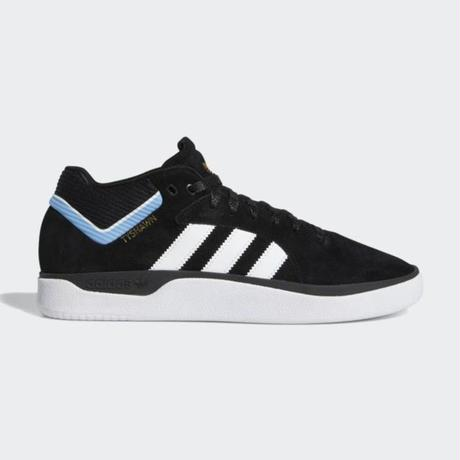 ADIDAS SKATEBOARDING TYSHAWN  BLACK