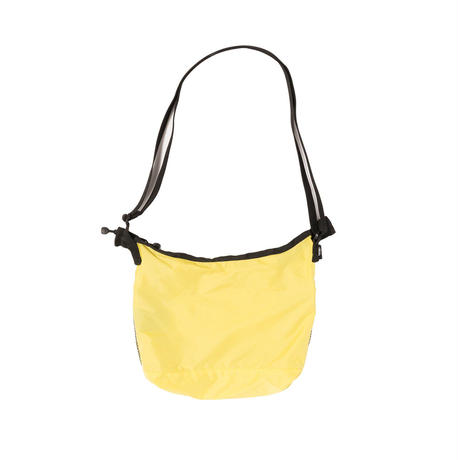 STUSSY LIGHT WEIGHT SHOULDER BAG YELLOW