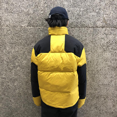 THISISNEVERTHAT  SP-INTL. SPORT DOWN JACKET YELLOW