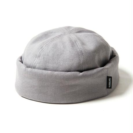 TIGHTBOOTH PRODUCTION FLAX ROLL CAP GREY