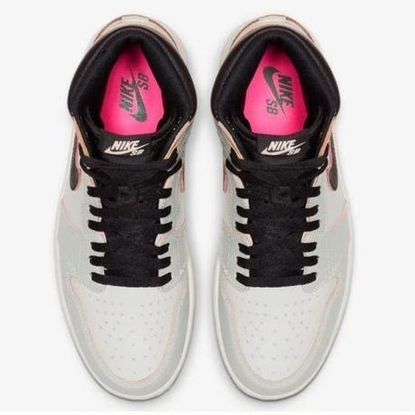 NIKE SB x AIR JORDAN 1 HIGH OG DEFIANT  『NYC TO PARIS』